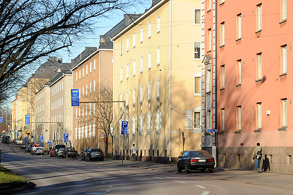 Vallila. Photo: City of Helsinki.