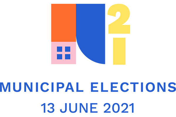 Municipal Elections 18 April 2021.